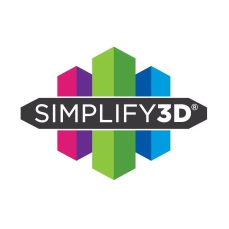 OPROGRAMOWANIE SIMPLIFY 3D®