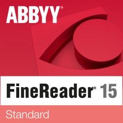 OPROGRAMOWANIE ABBYY FineReader PDF 15 Standard