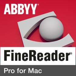 OPROGRAMOWANIE ABBYY FineReader Pro for Mac